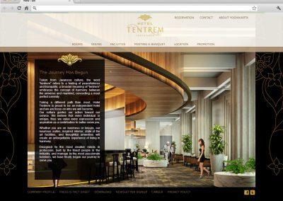 Hotel Tentrem by Sido Muncul