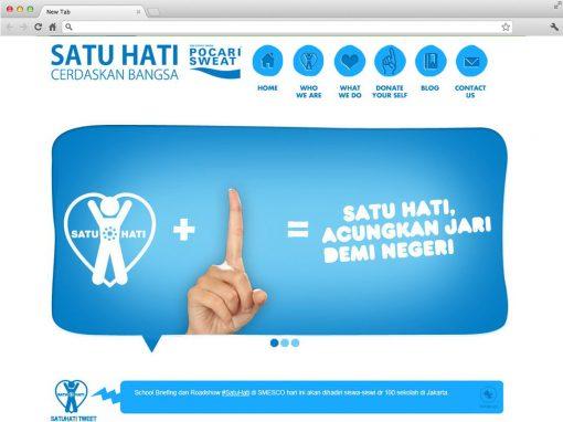 Satu Hati by Pocari Sweat